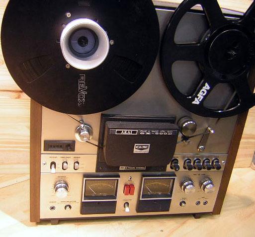 AKAI GX-600D