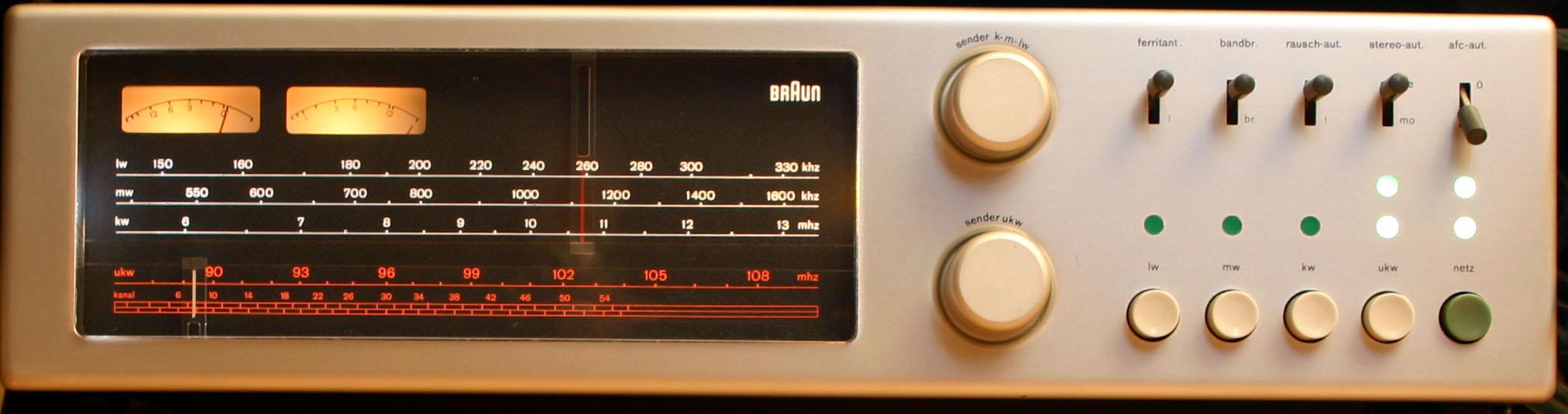 BRAUN TS-1000