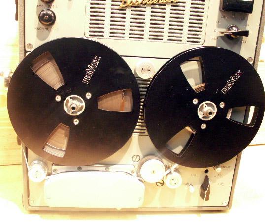 Bourdereau Magnetophone portable 1965